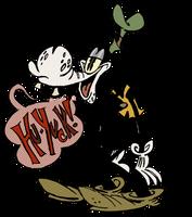Hu-Yuck! by EeyorbStudios