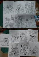 Looney Tunes Gifts by EeyorbStudios