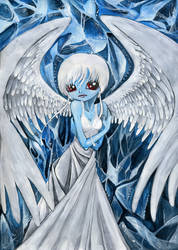 ice angel by magur