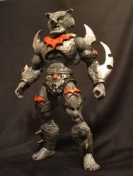 MOTUC custom War-Wolf V2 3 by masterenglish