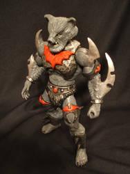 MOTUC custom War-Wolf V2 4 by masterenglish
