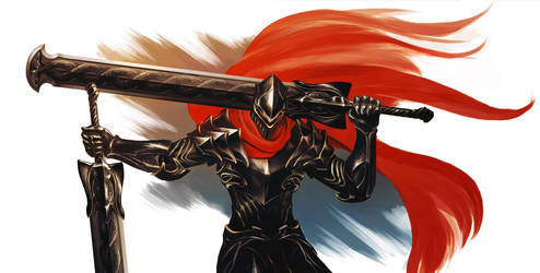 Momon the Dark Hero by RomaniacC