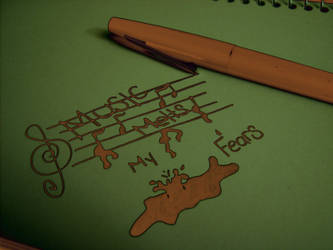 Music Melts My Fears -2- by BlueTears15