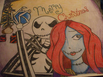 A Merry Nightmare Christmas by BlueTears15