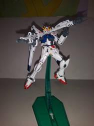 Gundam F91 by kerosoldier