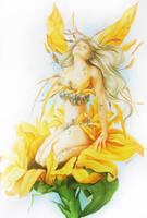 Summer Fairy by Aramisdream