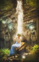 Sanctuary by Aramisdream