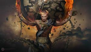 Hyperion by Aramisdream