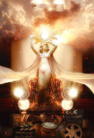 Apotheosis of the Tenth Muse by Aramisdream