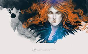 I am the Night by Aramisdream