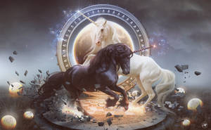 Midnight Carousel by Aramisdream