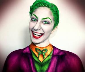 The Joker by XxXTABSXxX