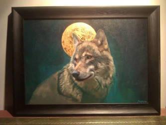 Wolf by MaxMason