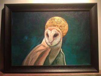 Owl by MaxMason