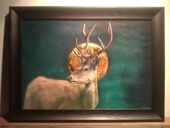 Deer by MaxMason
