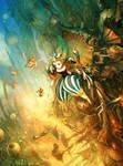 alice in wonderland by tahra