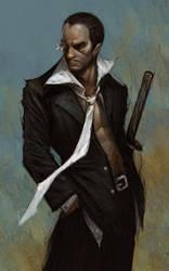 sword man by tahra