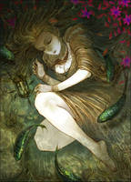 Sleeping Beauty by tahra