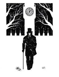 Moriarity by GentlemanNerd