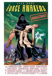 Forbidden Awakens Star Wars The Force Awakens by GentlemanNerd