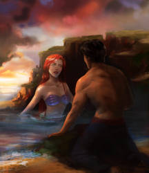 Ariel by zhukzhenya14