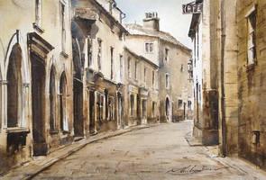 old street by stefanzhuty