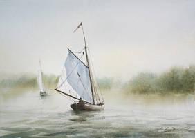 boat by stefanzhuty