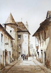 old street... by stefanzhuty