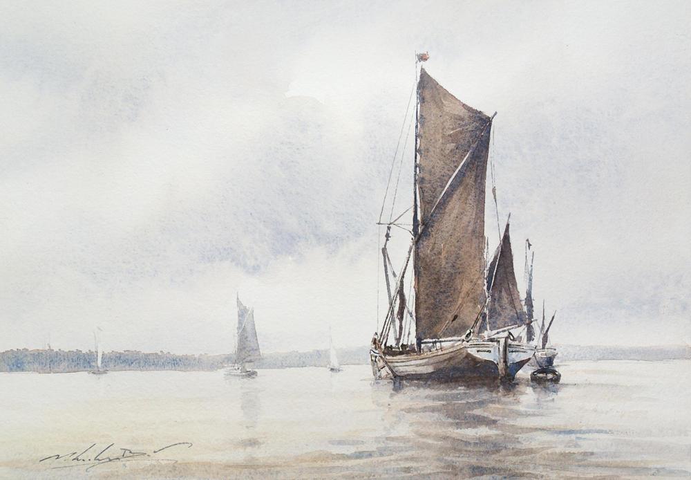 Sailing ship II by stefanzhuty