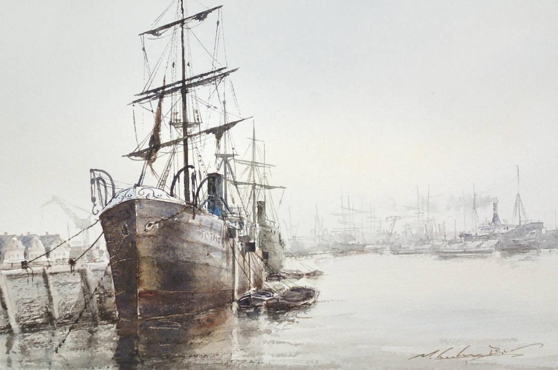 old steamer by stefanzhuty