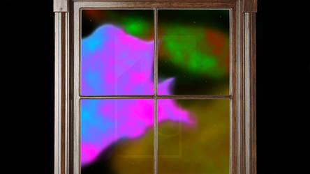 An Open Window by Foolish-Water