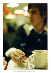 Coffee and Cigarettes by gruvistim