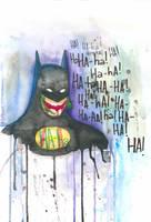 batJOKER by edding142