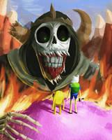 Adventure time fan art by zattdott
