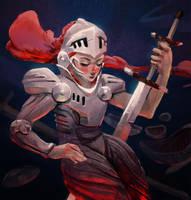 Knightish by zattdott