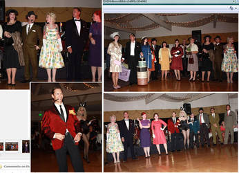 Wrigley Fashion show 0909 by DocRedfield