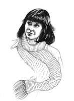 Sarah Jane Smith by DocRedfield