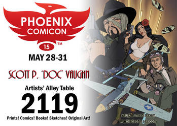 PHXCC Flyer A by DocRedfield