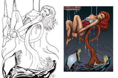 Venom's Maw by DocRedfield