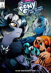 one stormy night comic cover #1 by Dormin-Kanna