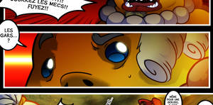 Teaser zelda RPG comic strip 1 by Dormin-Kanna