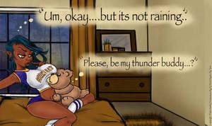 Thunder Buddies by DjDontTouchTheTrim