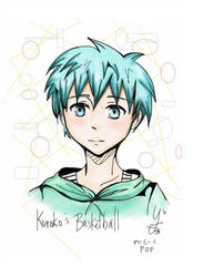 Kuroko by Ms-Chocolate-Cookie