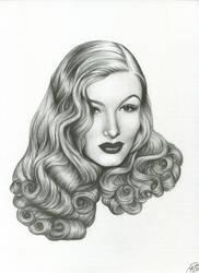 Dream Girl by lovelyzitalee