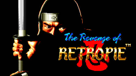 RetroPie - Revenge of Shinobi by Ryokai