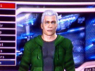 Bryan Fury in WWE by Fastlegs