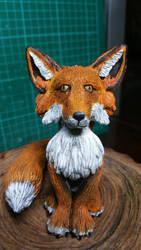 Fox by Lazerchief