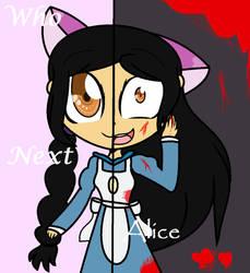Alice In Sarifarc by xXKawailLoverXx