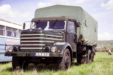 Csepel truck by aczadam