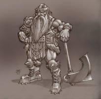 Dwarf by ChuddmasterZero